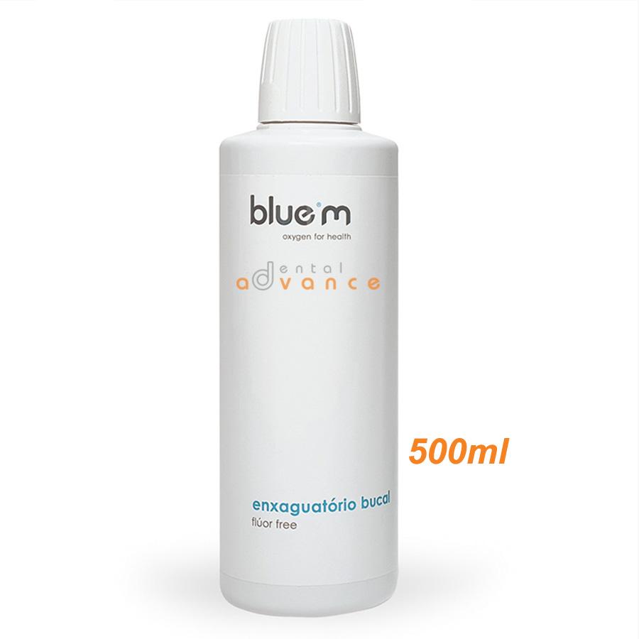 Bluem Enxaguatório Bucal 500ml  - Dental Advance