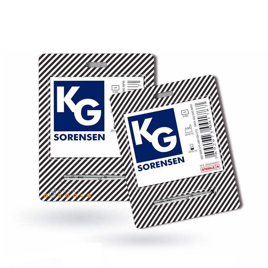 Broca Diamantada - KG Sorensen