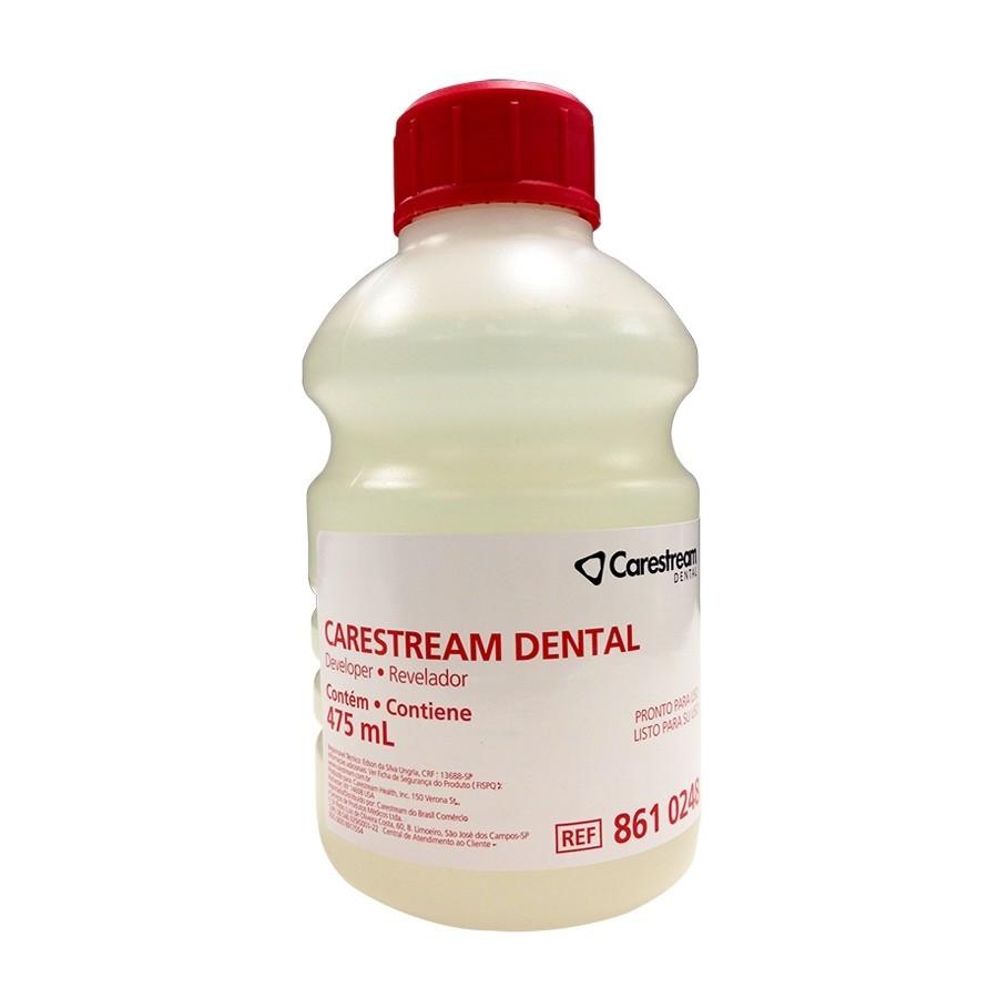 Carestream Revelador 500ml  - Dental Advance
