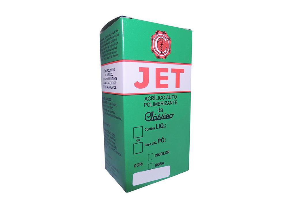 Clássico Jet Pó 220g Incolor  - Dental Advance
