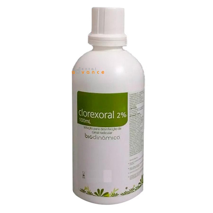 Clorexidina Clorexoral 2% 100ml - Biodinâmica