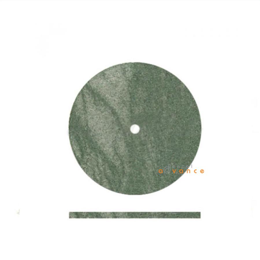 Disco de Borracha Verde - Dedeco