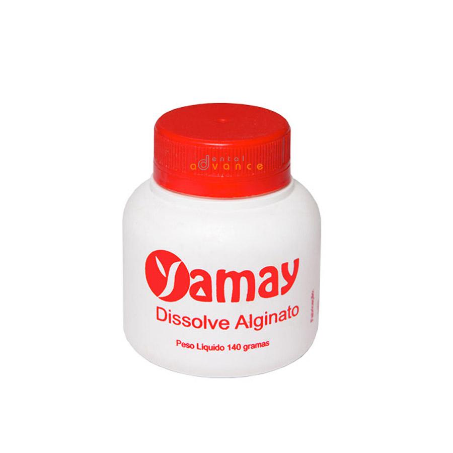 Dissolve Alginato vermelho 140g - Yamay