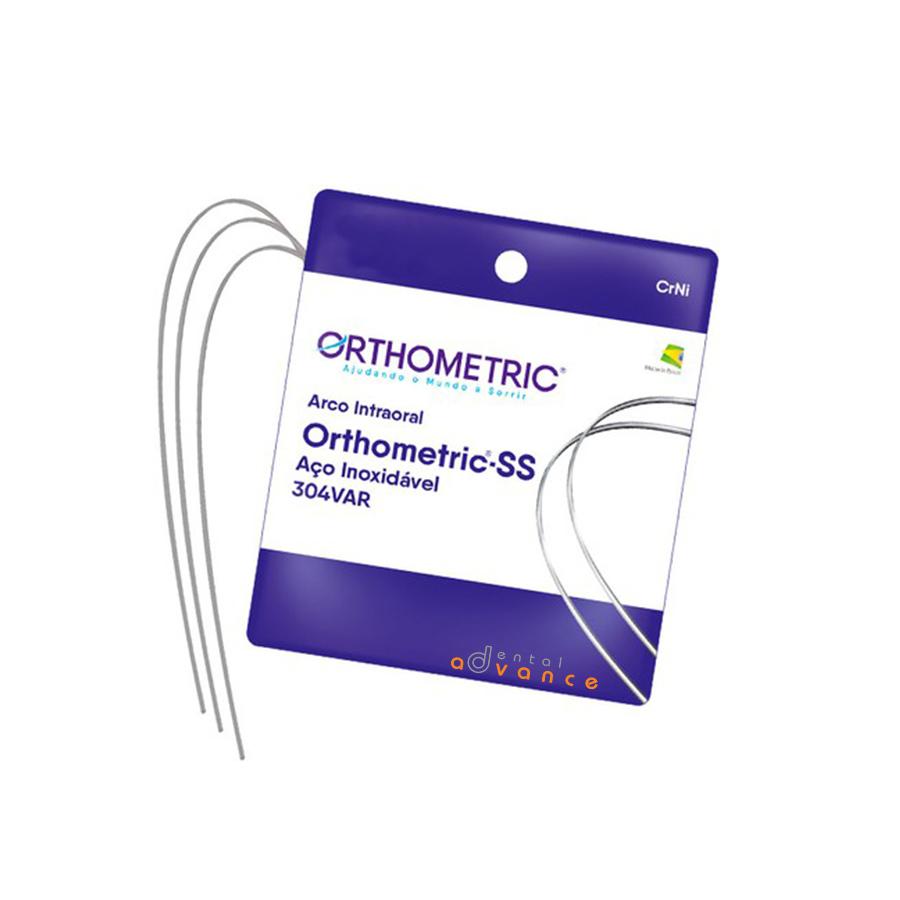 Fio Aço / Arco Aço SS - Orthometric