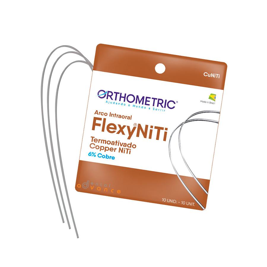 Fio Copper / Arco Copper Niti ALX - Orthometric