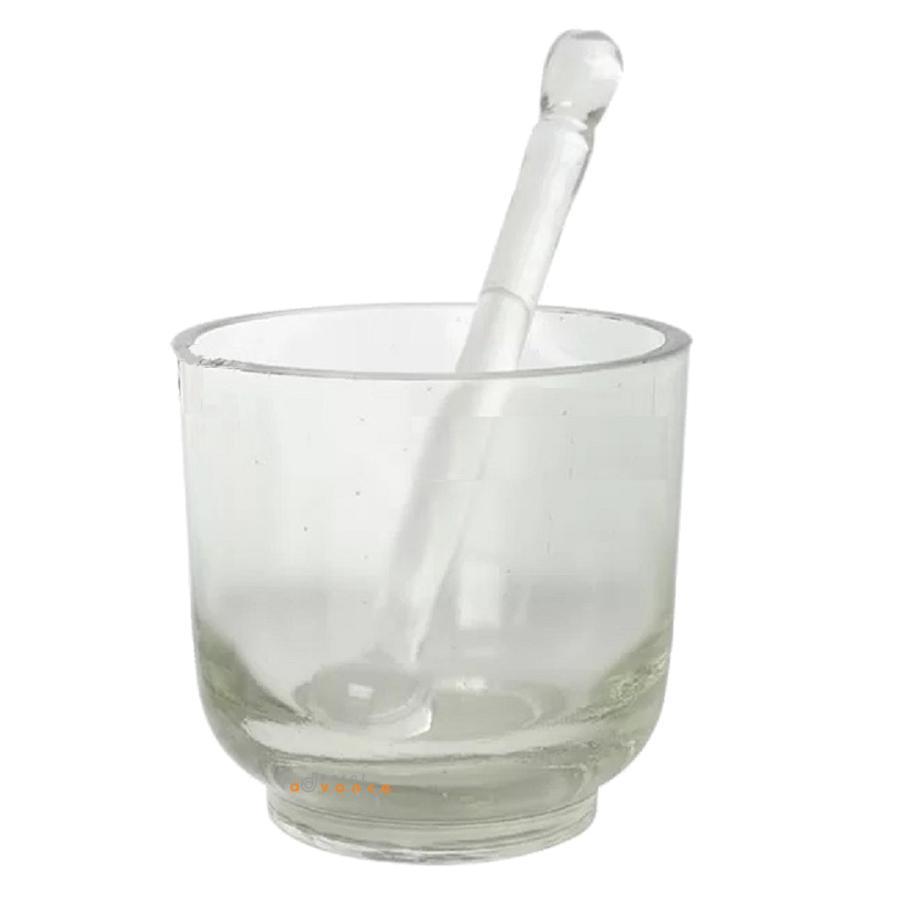 Grau e Pistilo de vidro - Jon