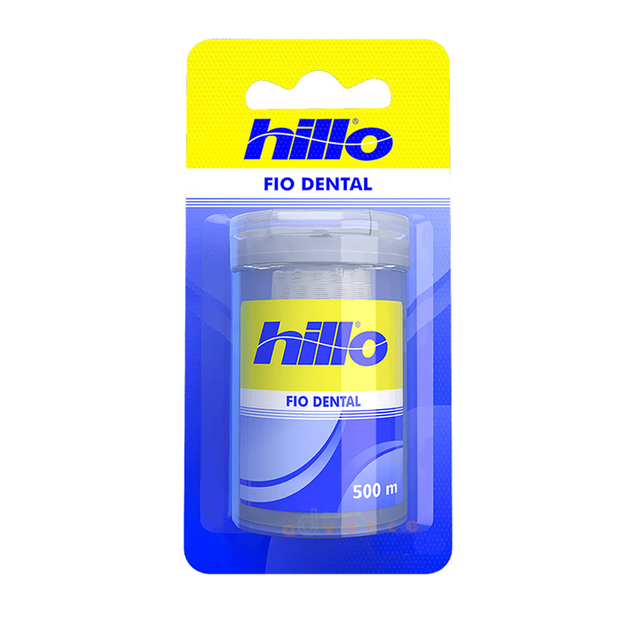 Hillo Fio Dental 500mts