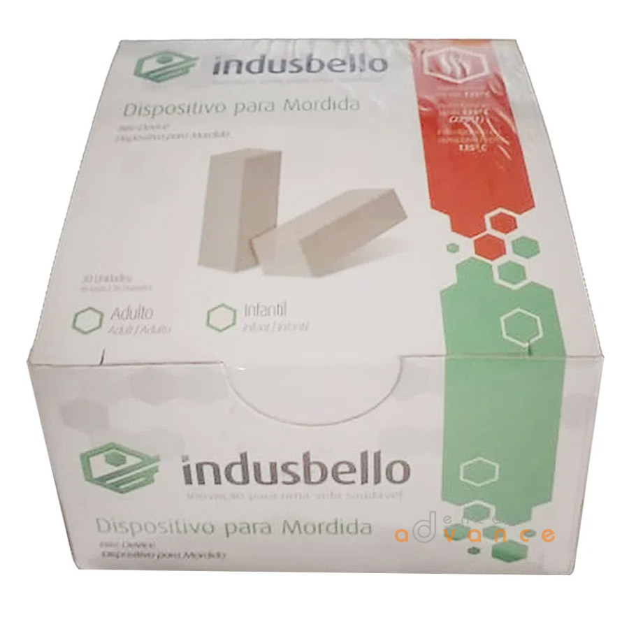 Indusbello Refil Posicionador Infantil com 30 unidades