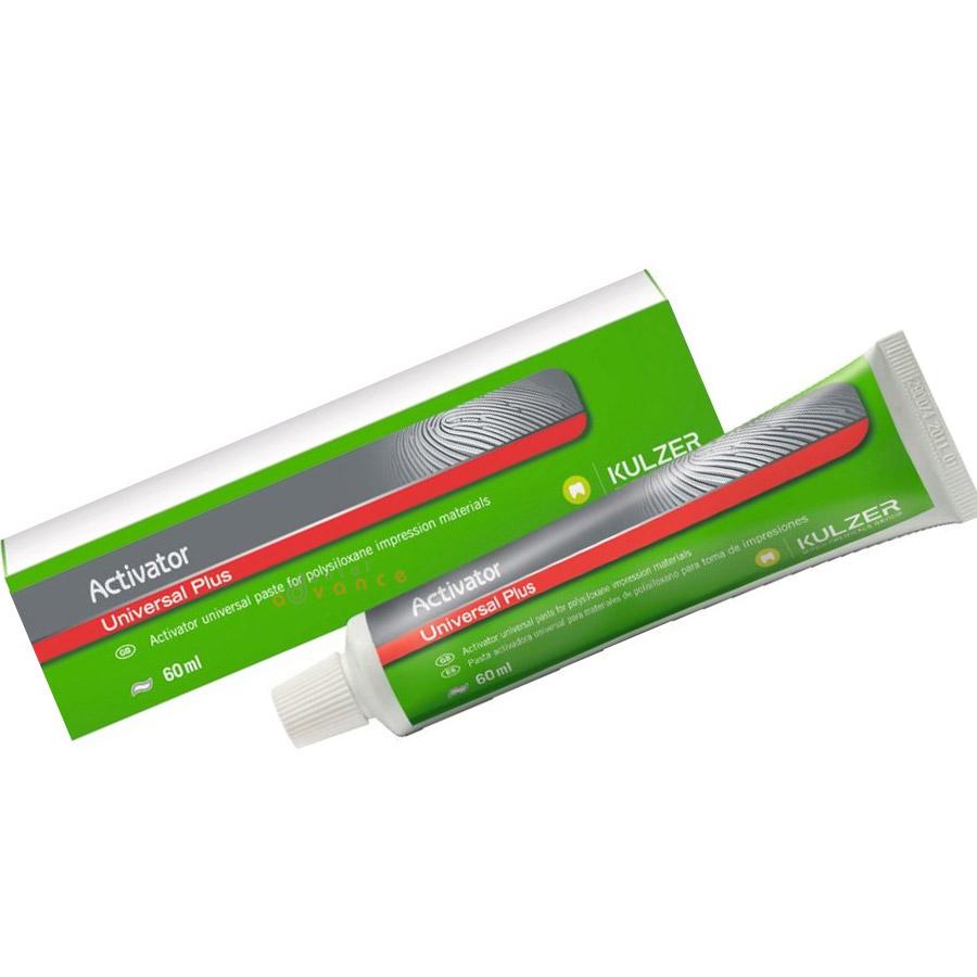 Kulzer Silicone de Condensação Optosil ativador Universal  - Dental Advance