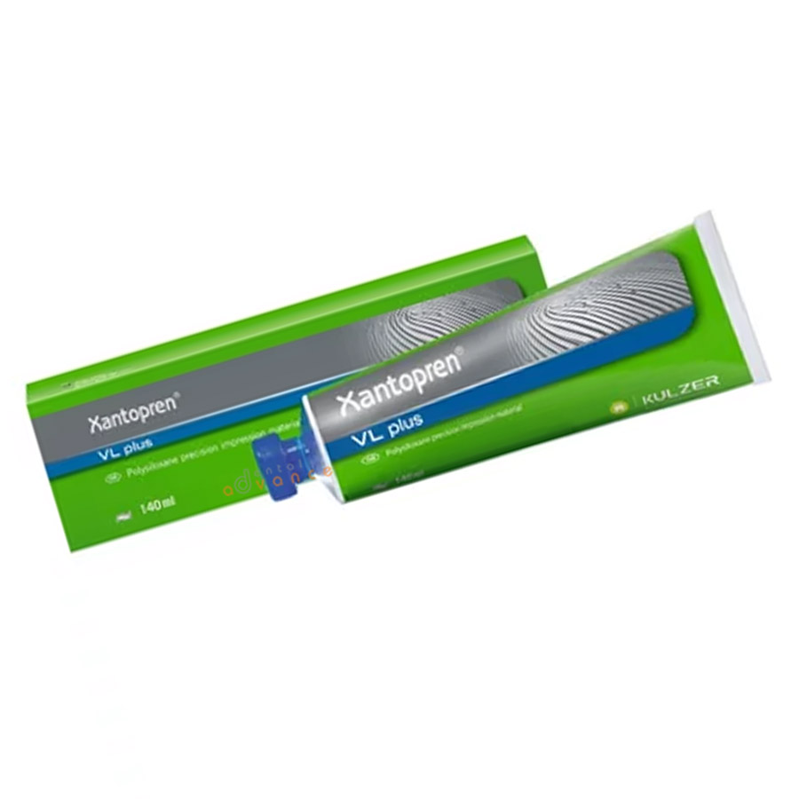 Kulzer Silicone de Condensação Optosil Xantopren VL  - Dental Advance