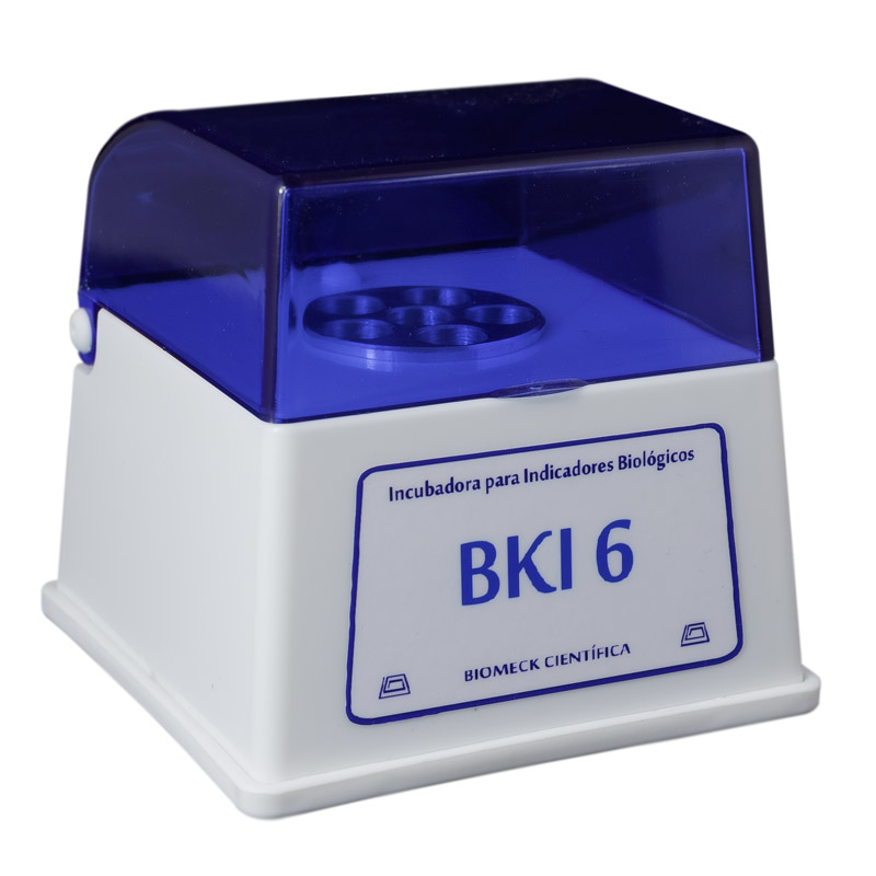Mini Incubadora 6 Indicadores - Biomeck