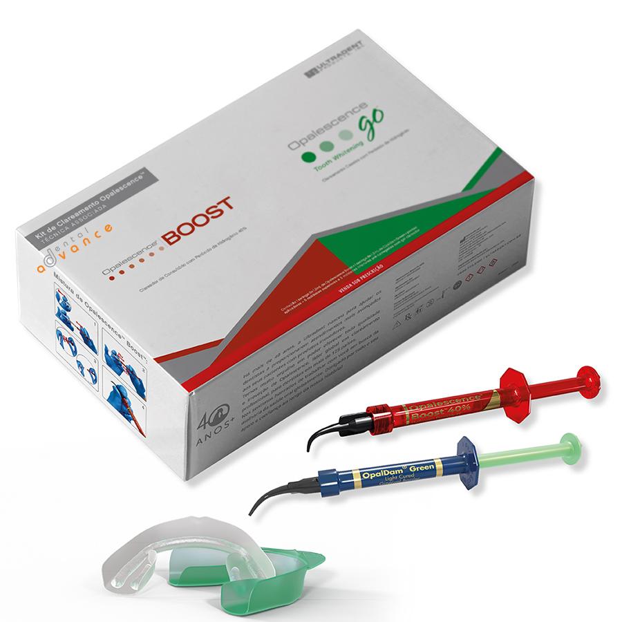 Opalescence Boost + Go 15% + OpalDam - Ultradent