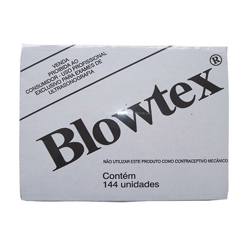 Preservativo não Lubrificado uso Clinico com 144 unidade - Blowtex