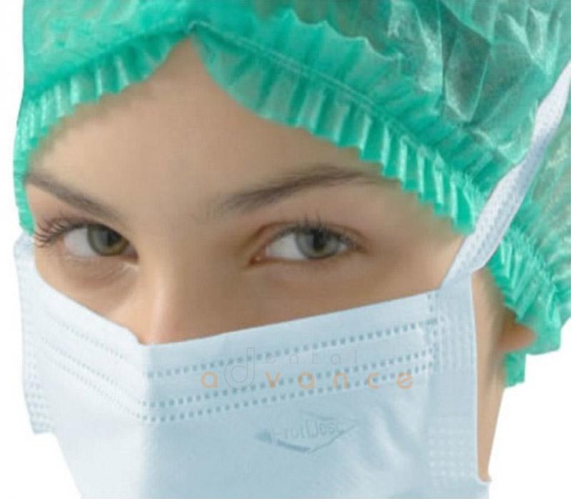 Protdesc Máscara com Tiras Branca  - Dental Advance