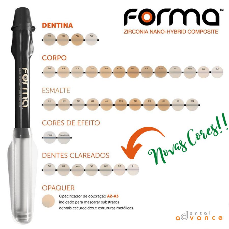 Resina Forma 4g - Ultradent