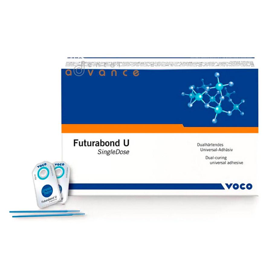 Voco Futurabond U - Single Dose com 50 unidades  - Dental Advance