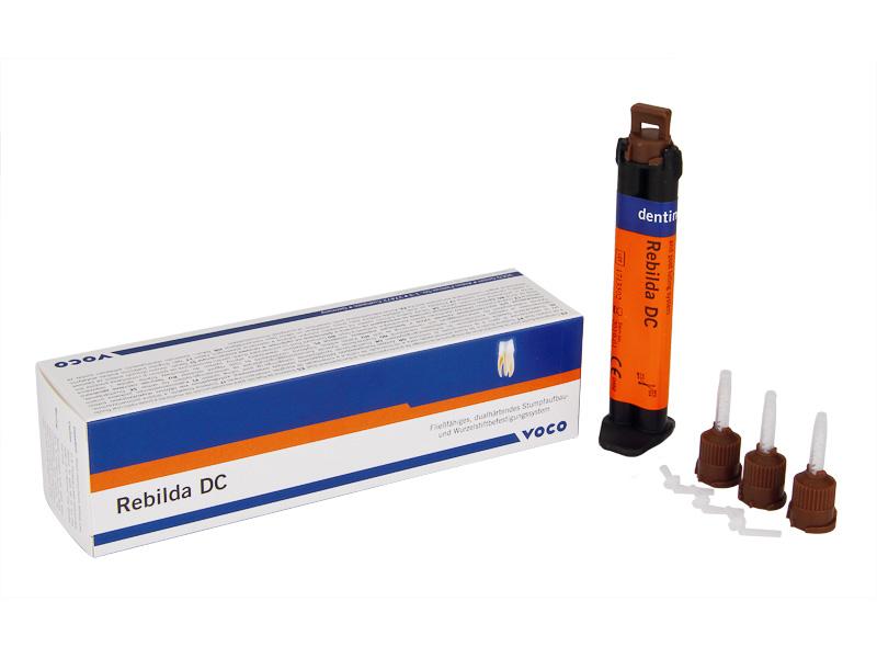 Voco Resina Dual Rebilda DC QM 10g Dentina  - Dental Advance