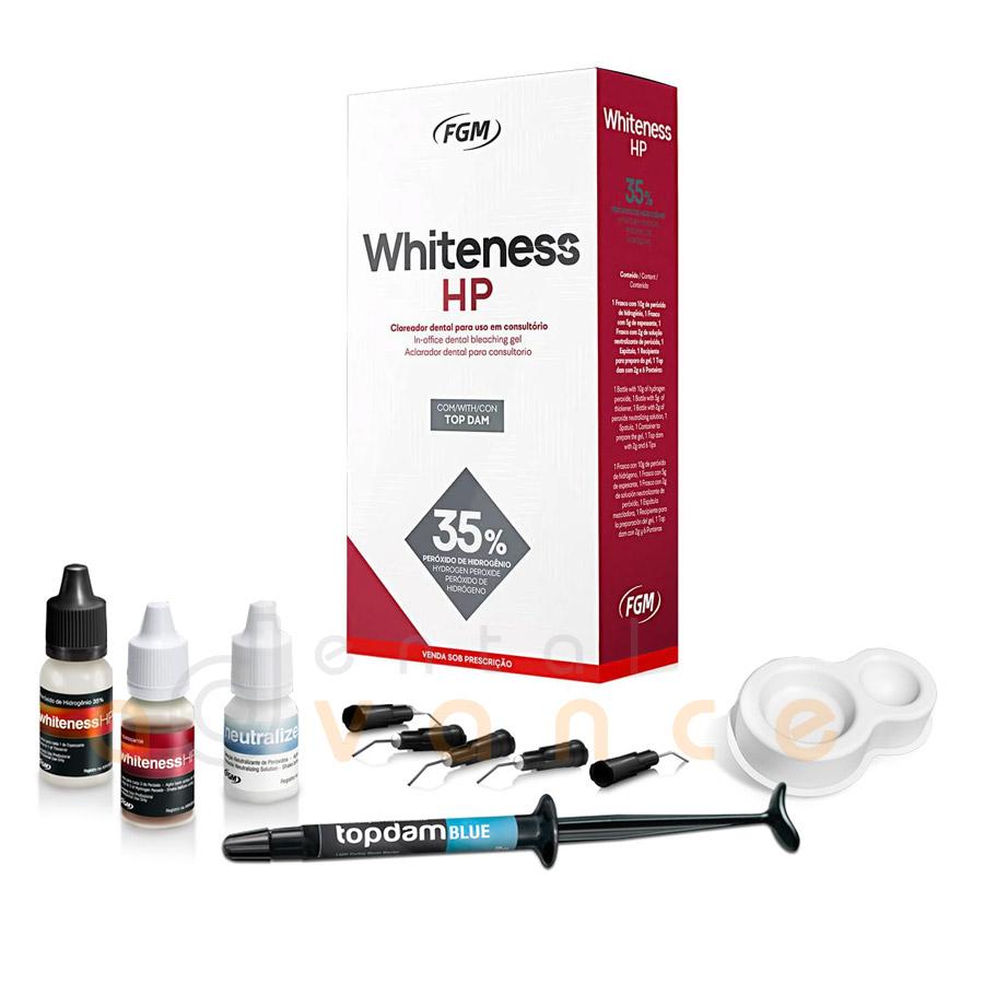 Whiteness HP 35% com Top Dam - FGM
