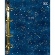 Caderno Colegial Argolado Cartonado Tilibra Magic com 160 Folhas