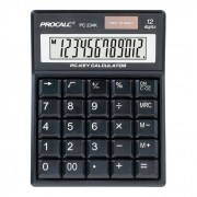 Calculadora com 12 Dígitos Procalc PC234k