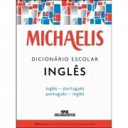 Dicionário Escolar de Língua Inglesa Michaelis - Inglês