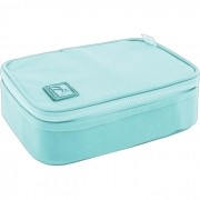 Estojo Box Tilibra Académie Azul Claro