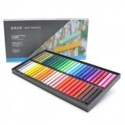 Giz Pastel Seco com 48 Cores CIS Graf Soft Pastels