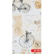 Papel Contact Adesivo 15mx45cm Estampado Julifix Vintage 10413