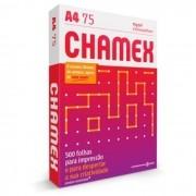 Resma de Papel Sulfite Chamex Office A4 com 500 Folhas