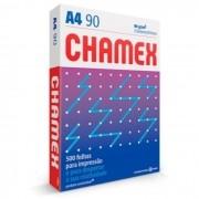 Resma de Papel Sulfite Chamex Office A4 Super 90g com 500 Folhas