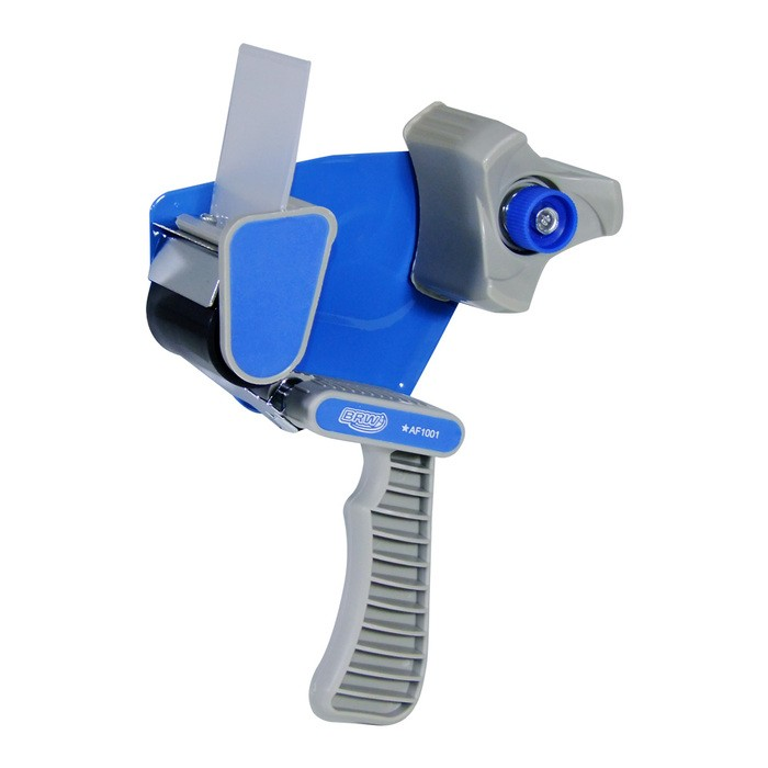 Aplicador Manual de Fita Adesiva 50mm BRW AF1001 Azul