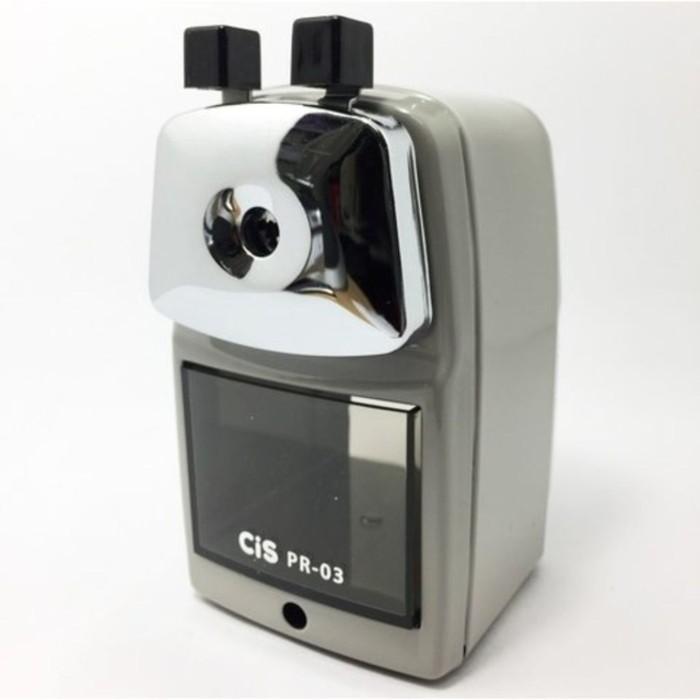 Apontador de Mesa Manual com Fixador CIS PR-03