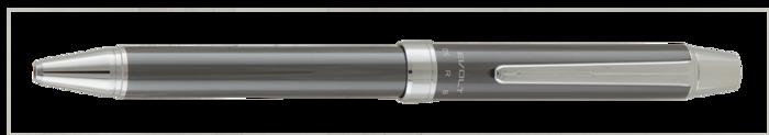 Caneta Multifuncional 2 em 1 Pilot Evolt - Cinza