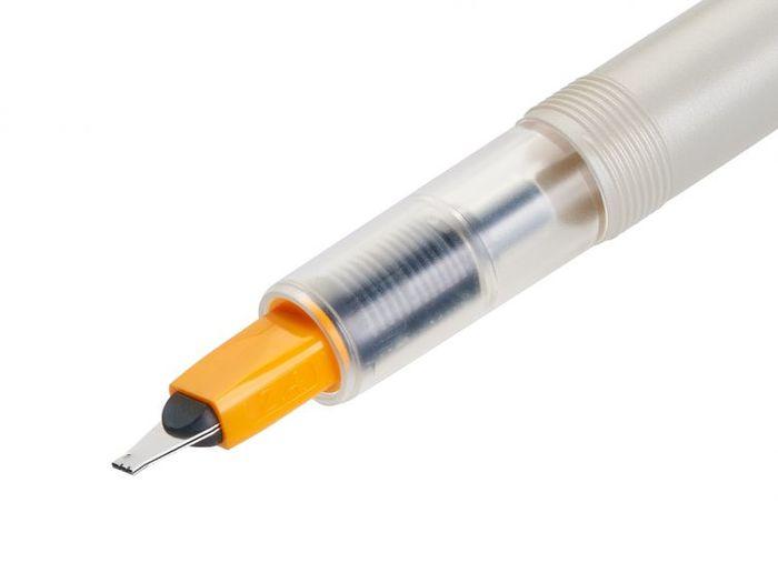 Kit - Caneta Caligráfica Pilot Parallel Pen 2.4mm + 12 Cartuchos De Recarga