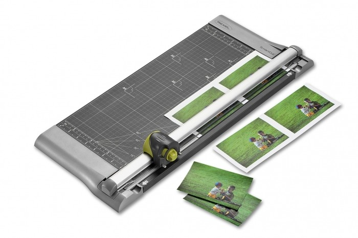 Kit - Lâmina de Reposição + Base de Corte Para Refiladora Rexel A445 A3