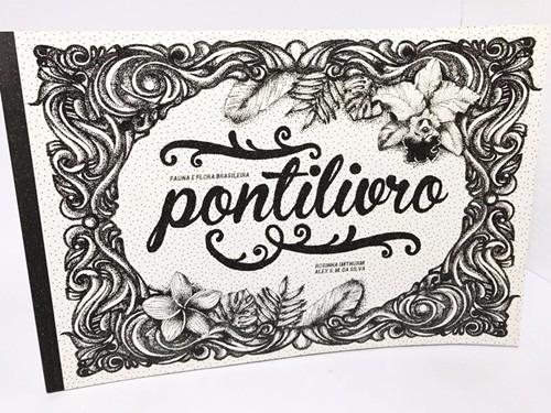 Livro para Pontilhismo Pontilivro