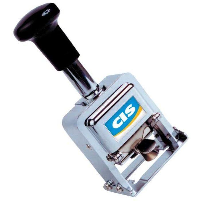 Numerador Automático Sequencial de 6 Digitos CIS KW-Trio Ref.02060