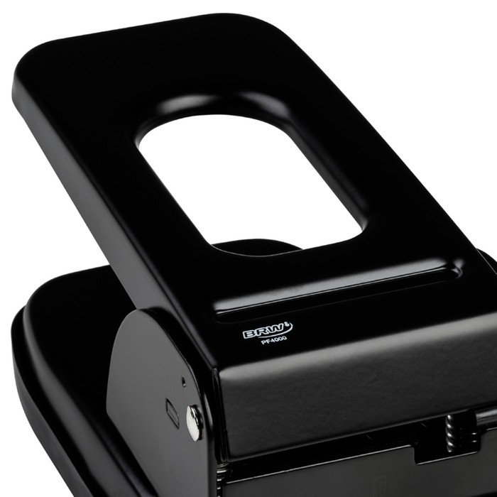 Perfurador de Papel com Dois Furos BRW PF4000 60 Folhas