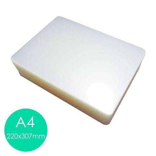 Plástico para Platificação Polaseal A4 220x307 0.05 com 100un Mares