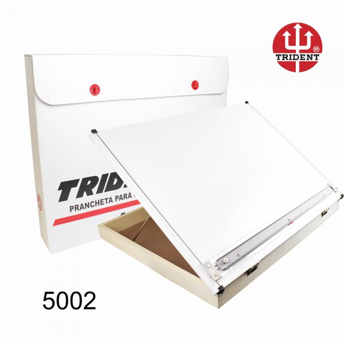 Prancheta de Régua Paralela A2 Trident 5002