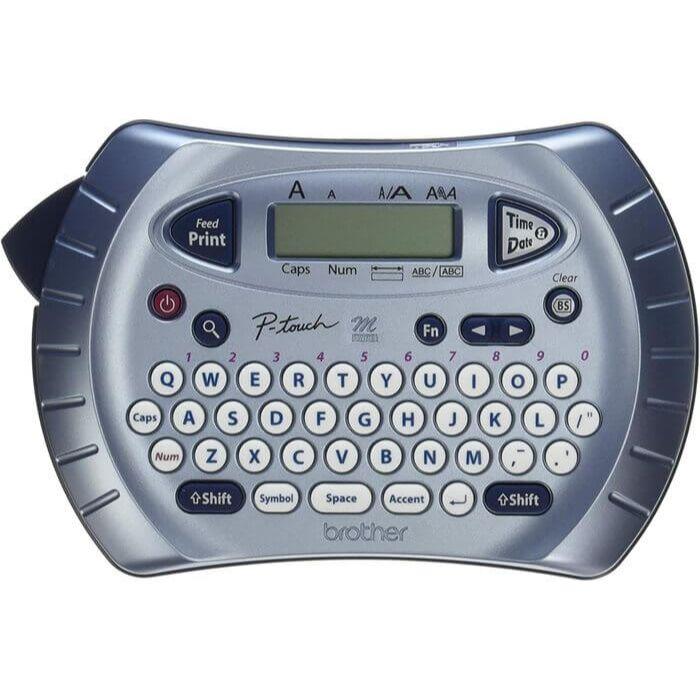 Rotulador Eletrônico Brother PT70 Prata
