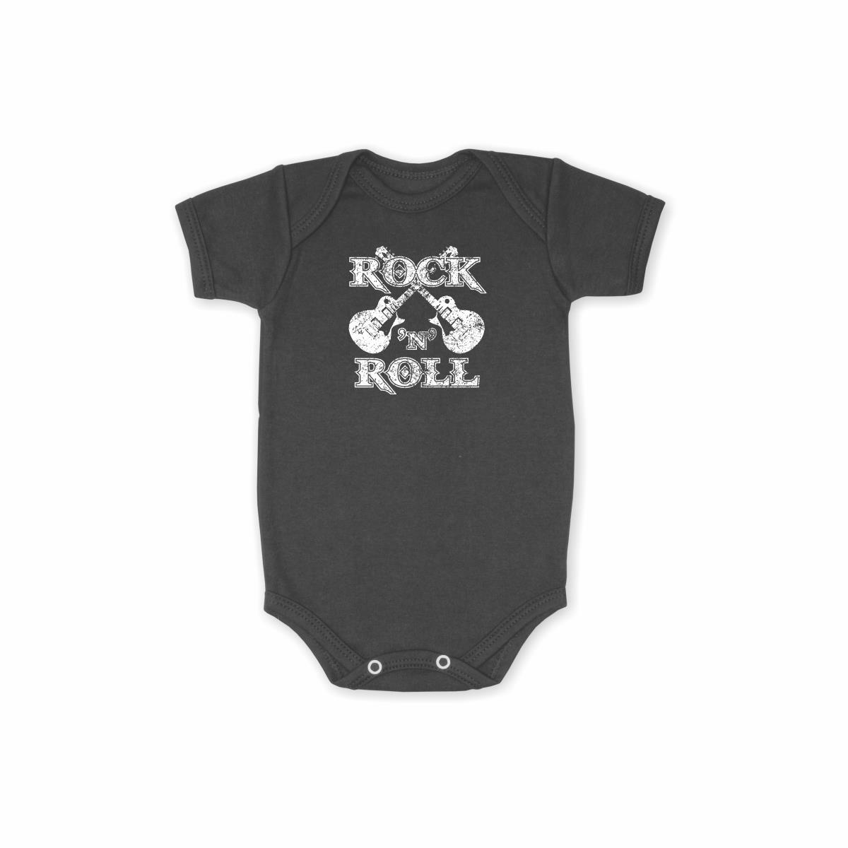 Body Manga Curta Rock n Roll