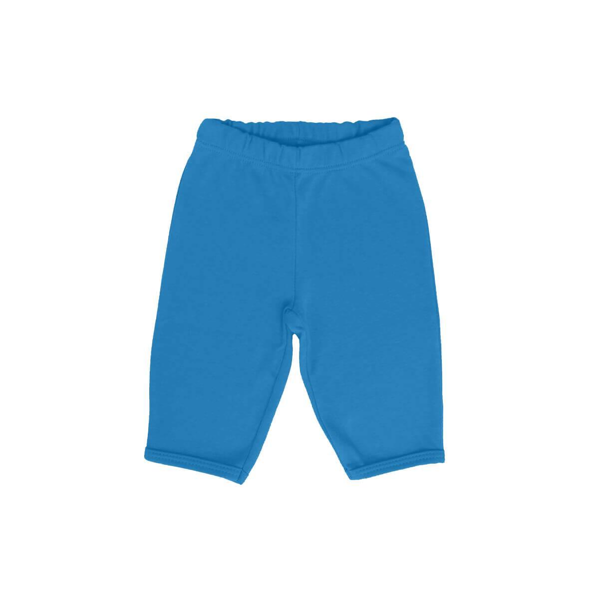 Calça Básica Azul Cobalto