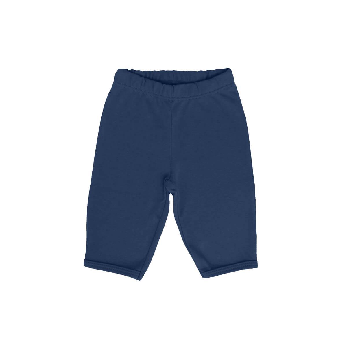 Calça Básica Azul Marinho  - Piu Blu