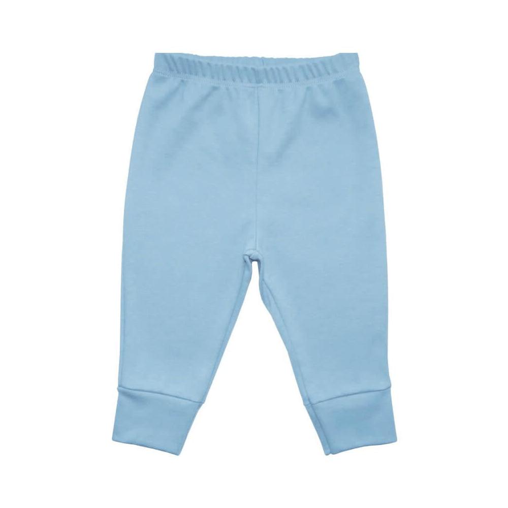 Calça Bebê Básica Azul  - Piu Blu
