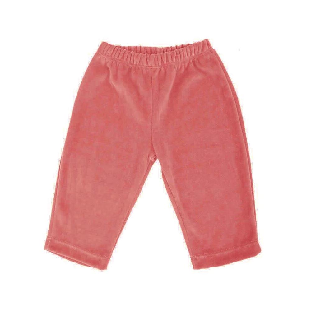Calça Bebê Plush Vermelha  - Piu Blu