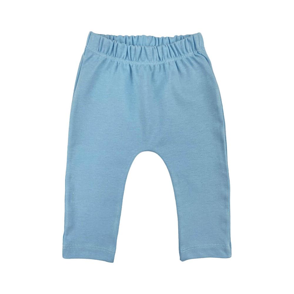 Calça Bebê Saruel Azul Bebê  - Piu Blu