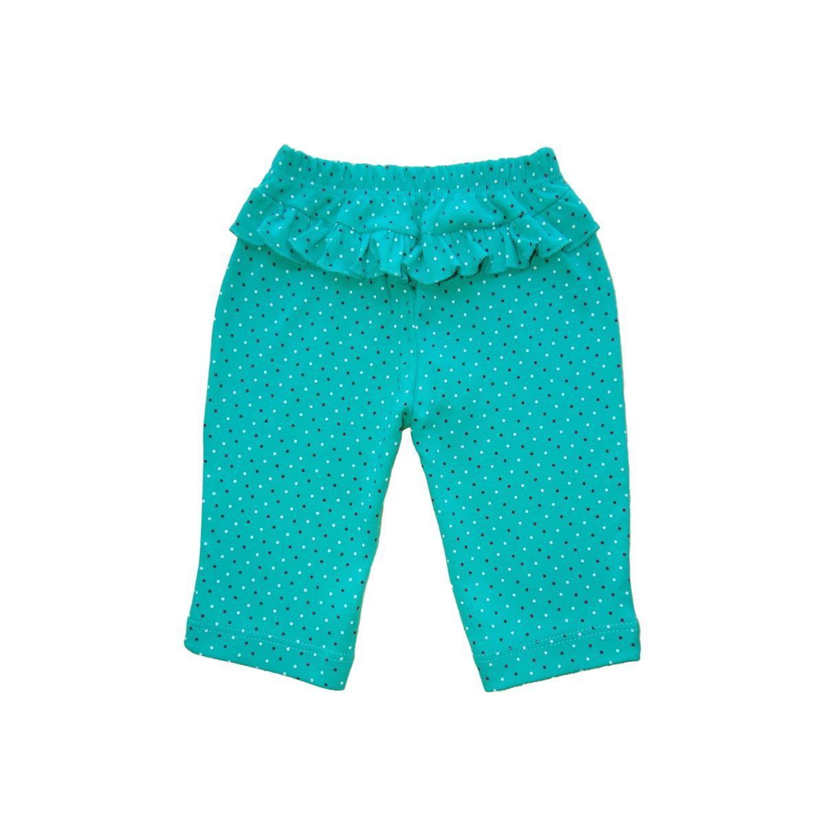 Calça Feminina Bolinhas Primavera  - Piu Blu