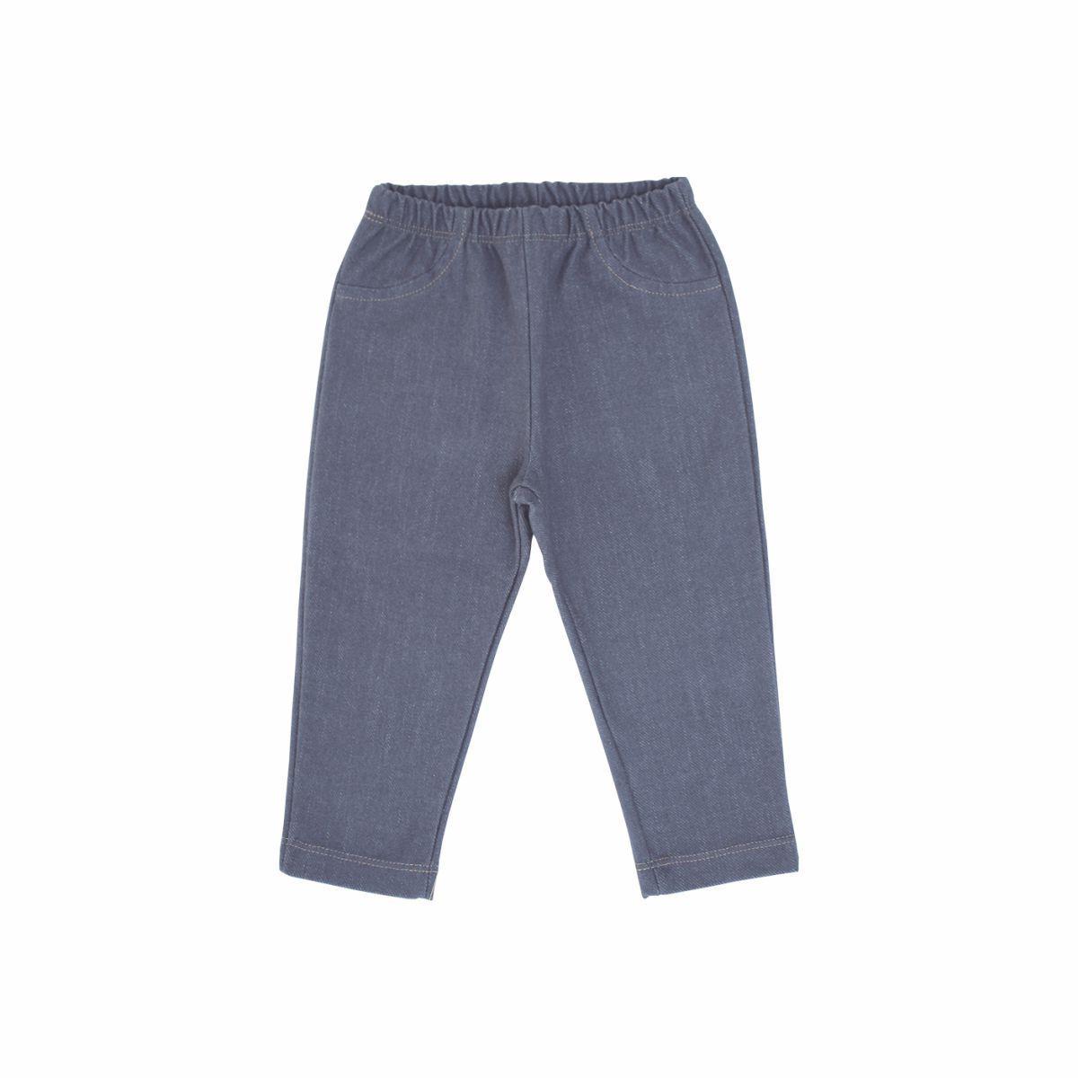 Calça Legging Estilo Jeans  1 ao 3