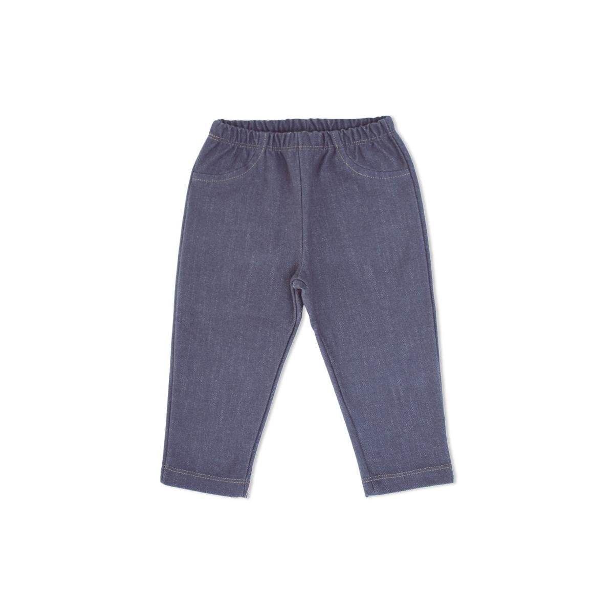 Calça Legging Estilo Jeans